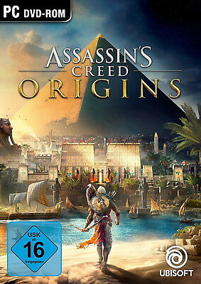 Assassin's Creed Origins (PC, 2017)