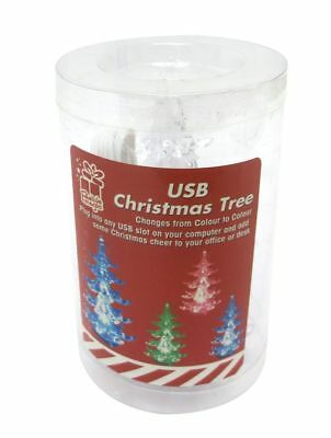 USB LED Light Up Christmas Tree with 7 colour changes