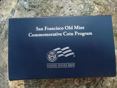 2006 s uncirculated San Francisco Old Mint Commemorative Coin (SC2)
