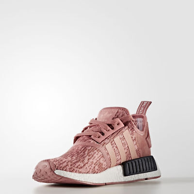 dab16845b7ed5 Adidas NMD R1 Womens Raw Pink Trace Pink Legend Ink LIMITED BY9648 Size  5.5-10