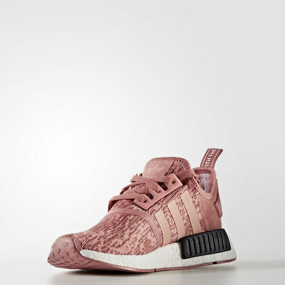 32bf5ffb24c3e Adidas NMD R1 Womens Raw Pink Trace Pink Legend Ink LIMITED BY9648 Size  5.5-10