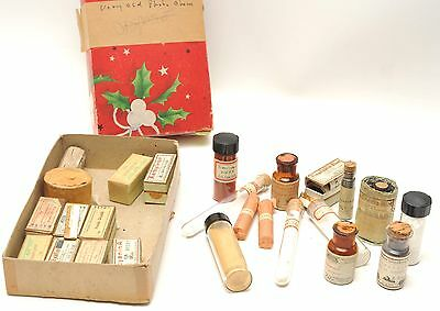 Vintage lot of Photo chemicals