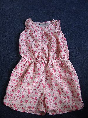 Next summer sleeveless playsuit girls aged 8 years