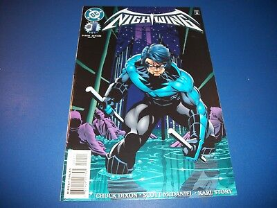Nightwing #1 1st series DC Comics Key NM Gem Batman WOW!