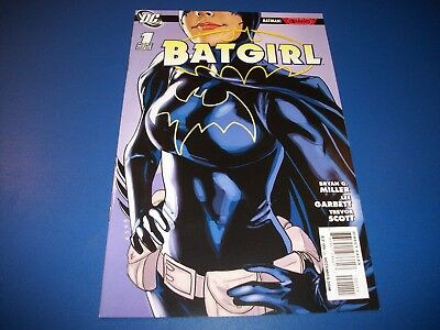 Batgirl #1 Key Batman Reborn '09 VF/NM Beauty WOW!