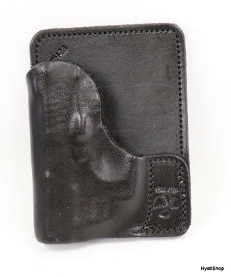 Talon Leather Wallet Holster Sig Sauer P-238 Black  SIGWH  938
