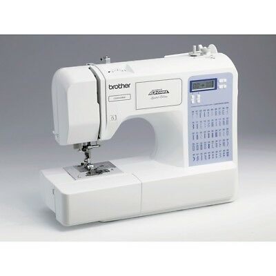 BROTHER CS40PRW COMPUTERIZED Sewing Machine AS IS Error E40 Free Inspiration Brother Sewing Machine E1 Error