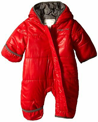 Arctix Infant Snow Bunting Suit, Formula One Red, 12/18 Months