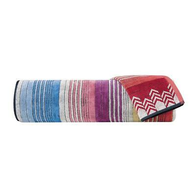 Missoni Home Towels Set 1 bath sheet+ 2 bath towels + 2 hand towels Sunday 159
