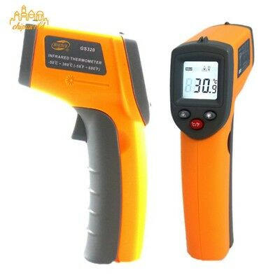 1PC Non-Contact Gun IR Laser Point Digital Infrared Temperature Thermometer Temp