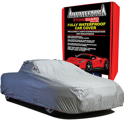 Autotecnica Stormguard Premium Full Waterproof Ute Cover Size Up To 5.2M 1/198