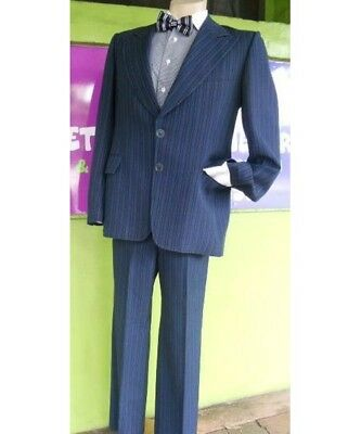 1970's 2pc suit by Glenford of Sydney, size Medium