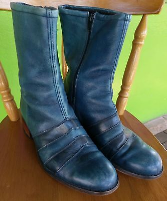 80's cowboy boots, by Windsor Smith, size 8