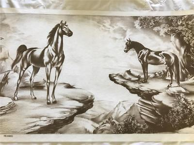 Hobby Tex - Fabric Painting  NEW CONDITION !!  Horses     x 1