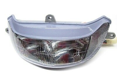 Headlight Sym Fancy 50 Low Beam Light and Full Beam With Bulbs ET: 33100-t31