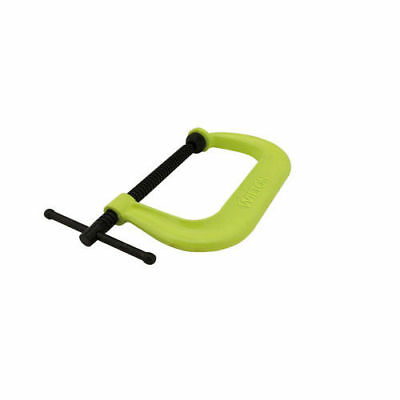 Wilton 14306 400 Series 2 in. - 10-1/8 in. Jaw Capacity HiVis Safety C-Clamp new
