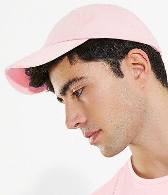 Beechfield Low Profile 6 Panel Dad Cap Caps Hats Etc All Sizes and Colours