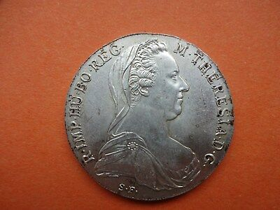 Österreich Maria Theresia Taler 1780 Silber