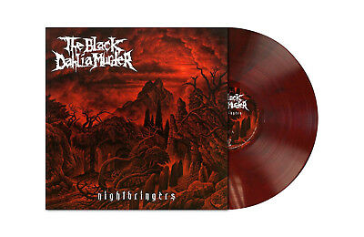 "The Black Dahlia Murder - Nightbringers 12"" Vinyl LP ORANGE BROWN NEU/NEW"
