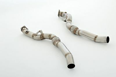 Friedrich Motorsport 2x76mm Downpipe Audi RS6 4F Quattro