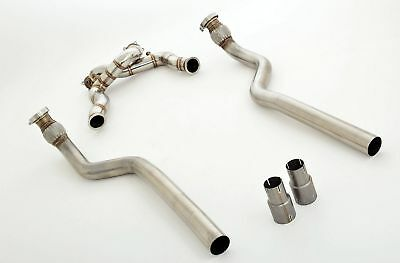 Friedrich Motorsport 76mm Downpipe Audi RS6 Avant 4G Quattro ab Bj. 02/2013 -