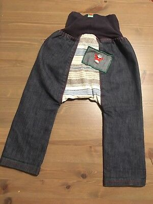 Oishi-m Pants Denim 6-15mth VGUC
