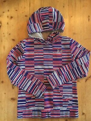Girl's Under Armour Hoodie Sweatshirt Pink Purple White Youth Large YLG EUC!