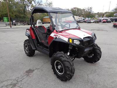 2011 Polaris Ranger RZR S 800 4x4 EFI Auto w/ Roof Windshield & more