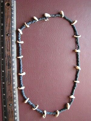 Authentic Ancient Lake Ladoga VIKING Artifact > Beaded Necklace  RJ 42