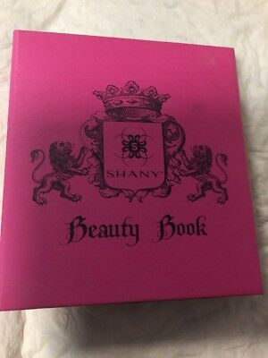 SHANY Cosmetics Beauty Book All in One Travel Makeup Kit