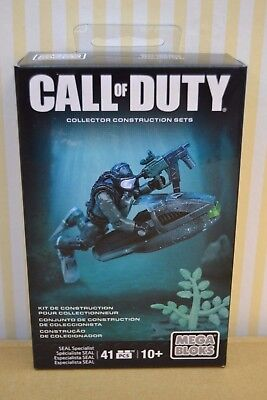 Mega-Bloks Call of Duty   SEAL Specialist   NEU&OVP    CNG72