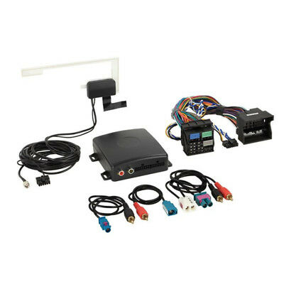 AutoDAB DAB+ Interface Antenne für VW Golf VII AU ab2012 Polo 6R Passat B8 Quadl