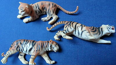 Original Hausser Elastolin Figuren Tiger