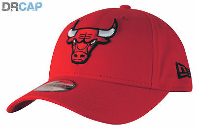 New Era YOUTH Chicago Bulls Essential 9Forty AdjustableBaseball Cap 54 - 56cm