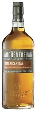 Auchentoshan American Oak Single Malt Whisky 700mL