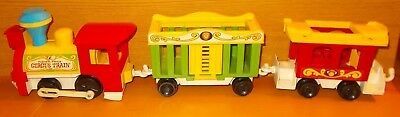 Fisher Price Zirkus Zug Circus train 991
