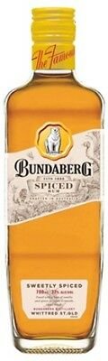 Bundaberg Mutiny Spiced Rum 700mL ea - Spirits - Origin Australia