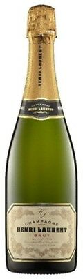 Henri Laurent Champagne NV 750mL ea - Sparkling Wine - Origin France