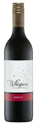 Whispers Dolce 750mL ea - Red Wine - Origin Australia