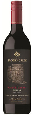 Jacob's Creek Double Barrel Shiraz 750mL ea - Red Wine - Origin Australia
