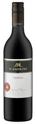 St Andrews Shiraz 750ml ea - Red Wine - Origin Australia