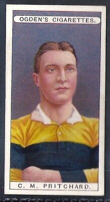 Ogdens-Famous Football Ers-#08- Rugby - Newport