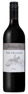 Jamiesons Run Grazier Shiraz 750mL ea - Red Wine - Origin Australia