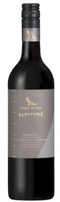 Wolf Blass Altitude Shiraz 750mL ea - Red Wine - Origin Australia