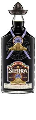 Sierra Cafe Tequila 700mL ea - Spirits - Origin Mexico