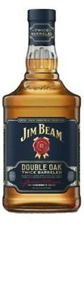 Jim Beam Double Oak Bourbon 700mL ea - Spirits - Origin United States