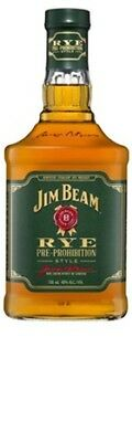 Jim Beam Rye Whiskey 700mL ea - Spirits - Origin United States
