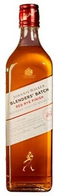Johnnie Walker Red Rye Scotch Whisky 700mL ea - Spirits - Origin Scotland