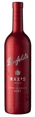 Penfolds Max's Shiraz 750mL ea - Red Wine - Origin Australia