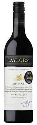 Taylors Estate Clare Valley Shiraz 750mL ea - Red Wine - Origin Australia